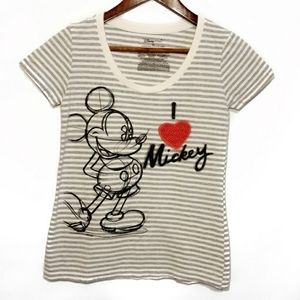 Disney I ❤ Mickey T- Shirt